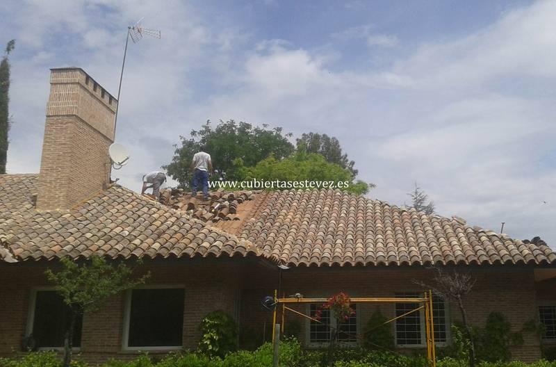 01 Las Lomas_rehabilitacion de tejado
