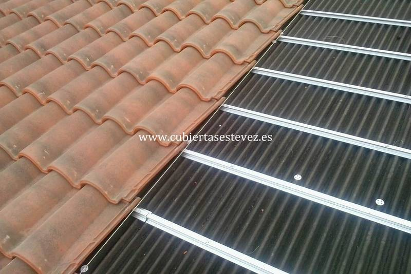 Rehabilitacion de tejado asfaltico_Villa del Prado